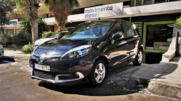 RENAULT SCENIC AUTOMATIC OR SIMILAR